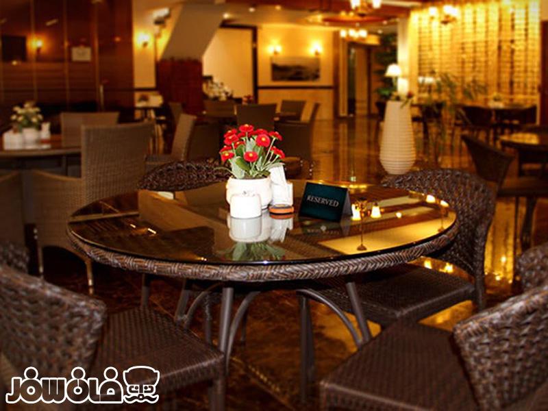 رستورانهای هتل درویشی