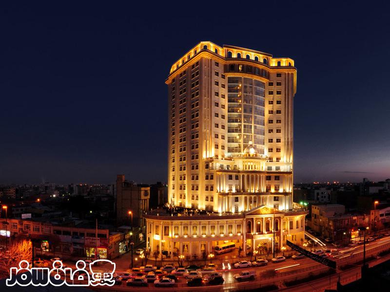 آشنایی با رستوران های هتل قصر طلایی مشهد