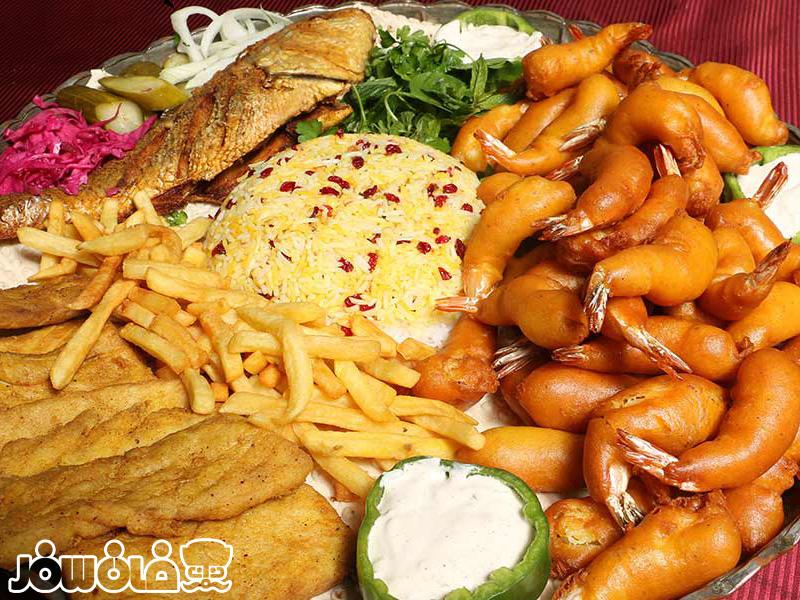 غذا محلی بندرعباس