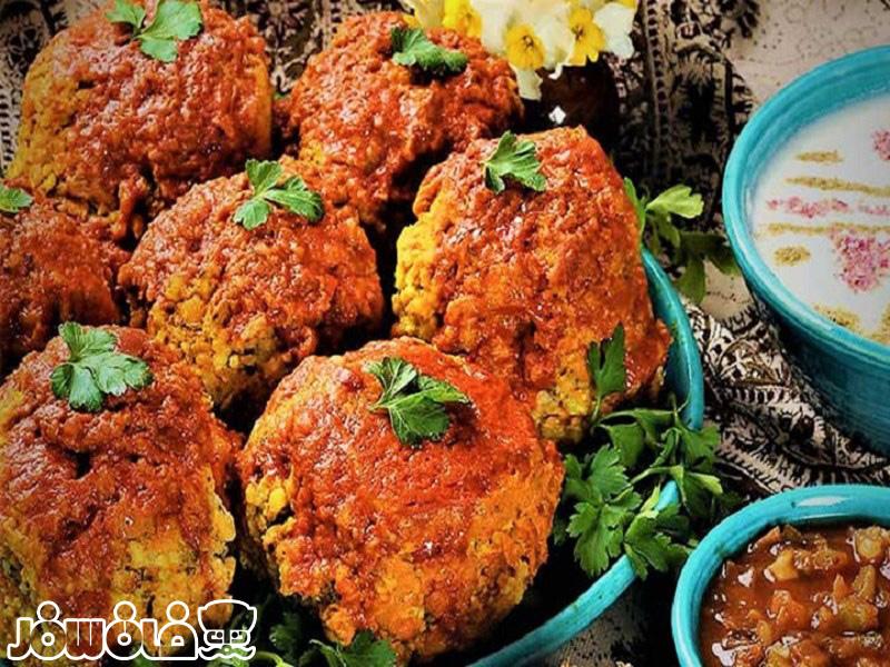 غذا محلی تبریز