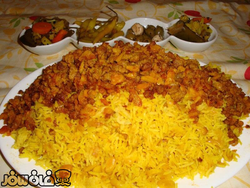 غذا محلی تهران