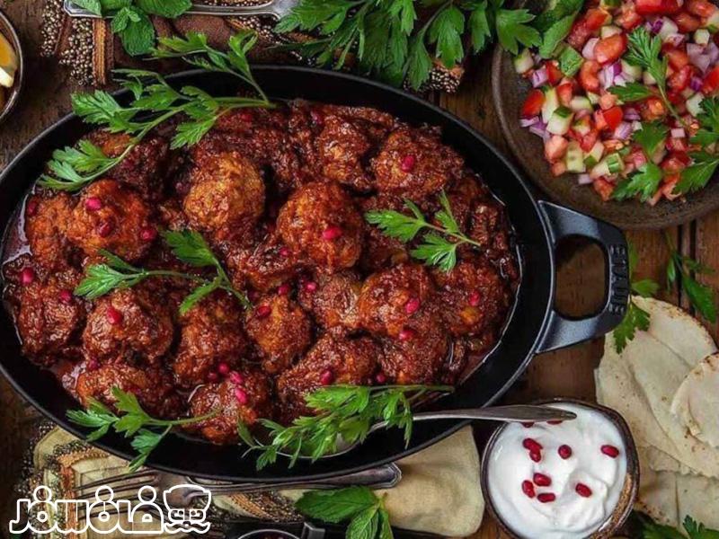 غذا محلی شیراز