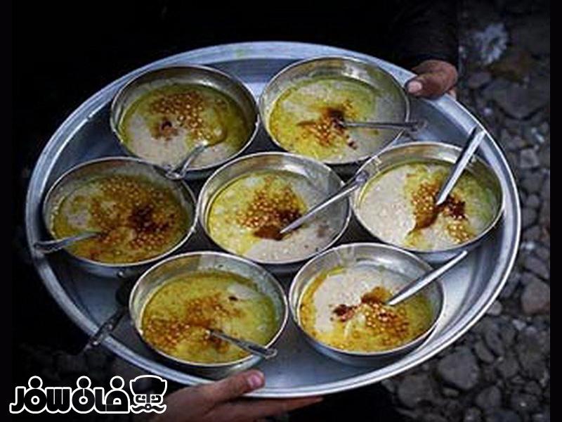 غذا محلی مشهد