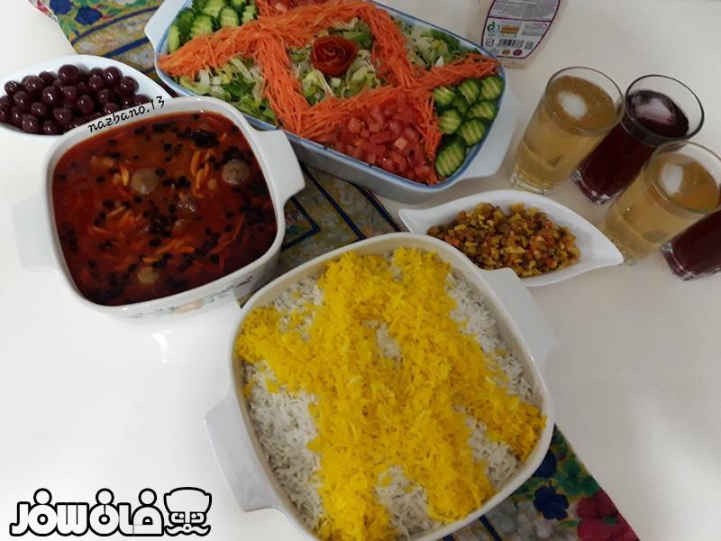 غذا محلی کرمانشاه