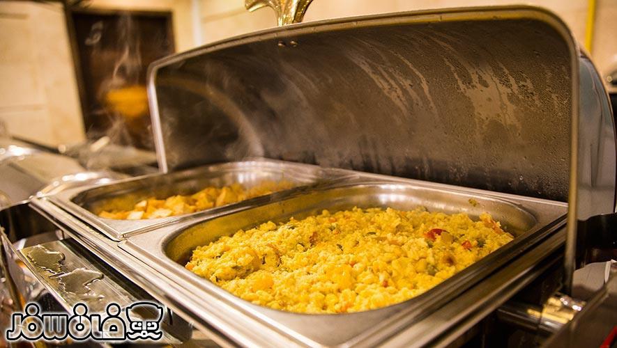 صبحانه به یاد ماندنی | صبحانه هتل مارینا پارک کیش