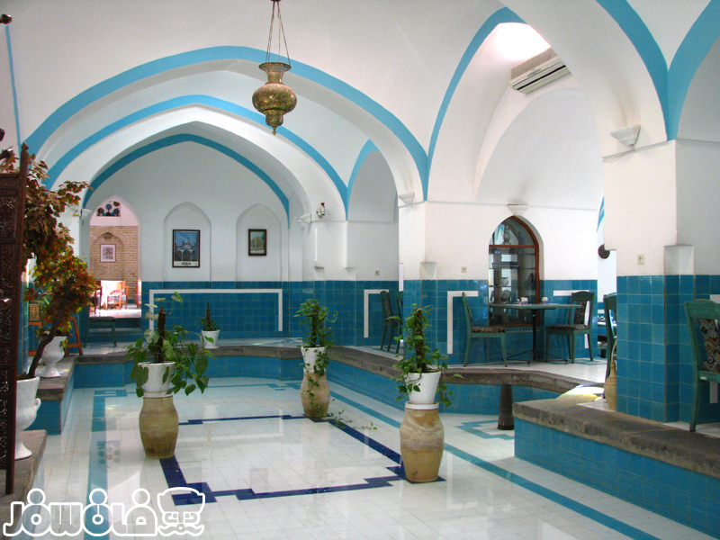 رستوران سنتی حمام خان یزد