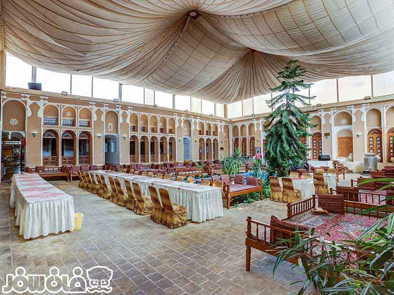 رستوران سنتی مظفر یزد