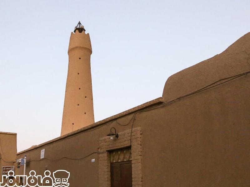 قدیمی ترین مسجد ایران در کجا قرار دارد؟