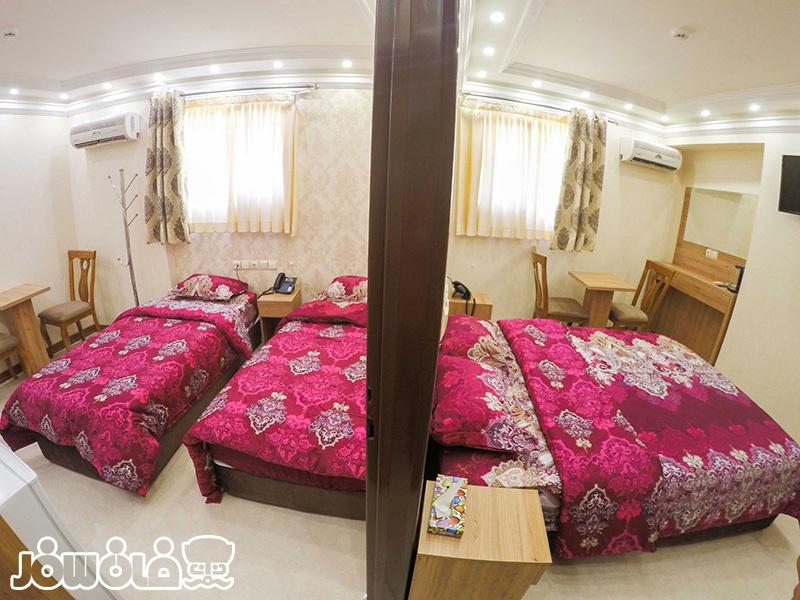 اتاق کانکت یا متصل (Connected Room)