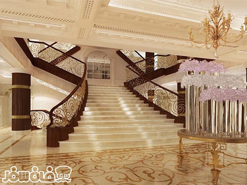 هتل 5ستاره به سبک اروپایی سورینت مریم کیش