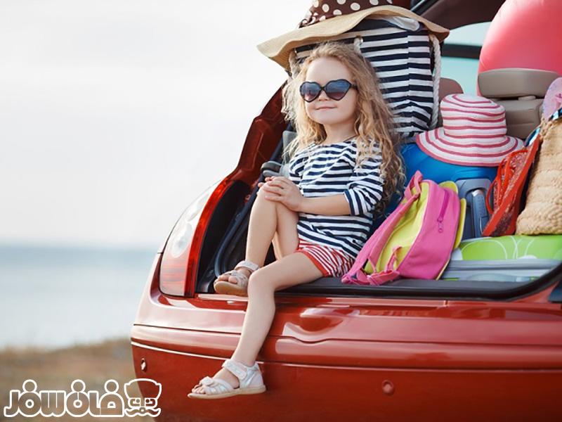 راهکارهای ویژه برای سفر با کودکان