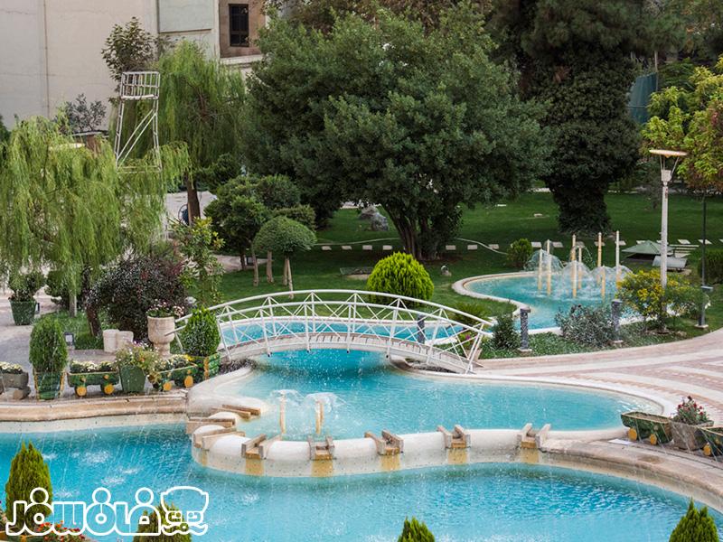 سالن دلفین هتل هما تهران
