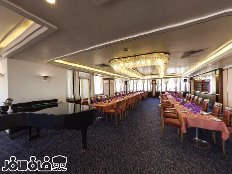 سالن هماکلاس هتل هما تهران