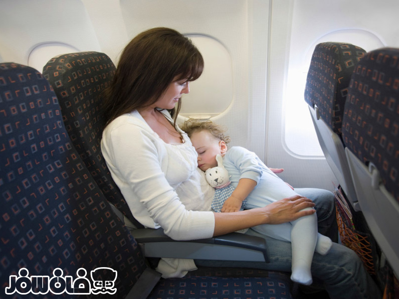 والدین دارای نوزاد
