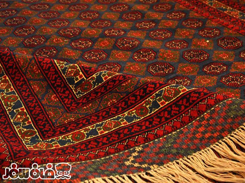 فرش ترکمنی گرگان