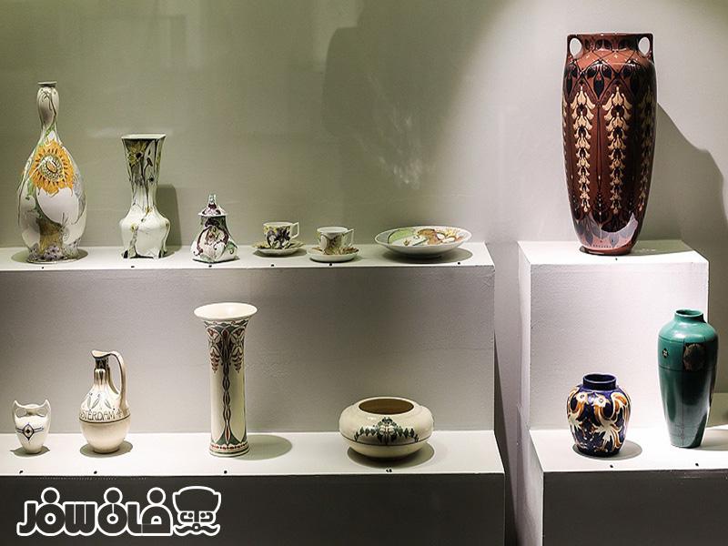 نمایش 331 شی تاریخی هلند در موزه ملی ایران