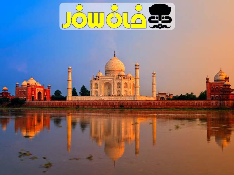 چگونه ویزای هند بگیریم؟ خان سفر غزال پرواز ghazalparvaz khansafar