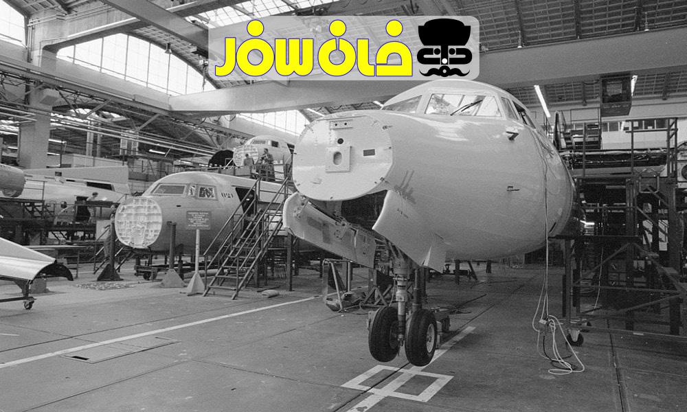 مشخصات هواپیمای فوکر | Fokker Aircraft Specifications