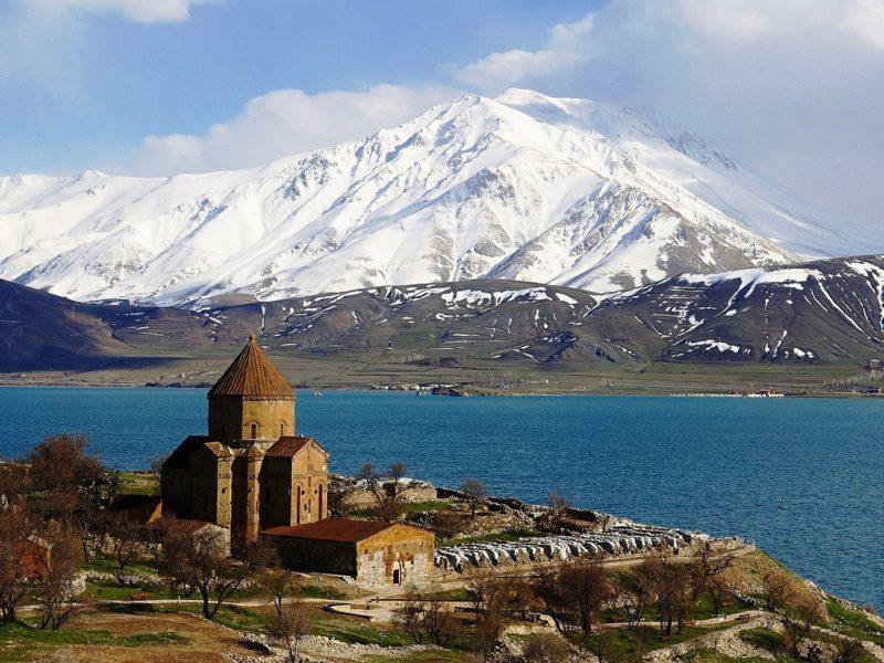 درياچه سوان ايروان - ارمنستان
