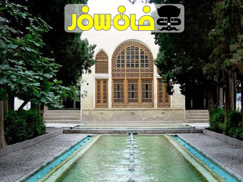 باغ فین کاشان ( Garden Fin Kashan) خان سفر غزال پروازkhan safar ghazal parvaz