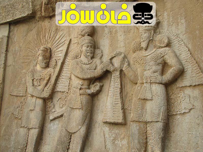 کتیبه بیستون کرمانشاه ( Bisotun Kermanshah)