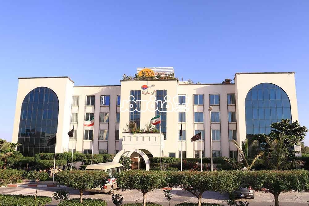 تور کیش از اصفهان هتل سه ستاره